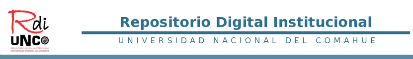 Repositorio Digital Institucional (UNCo)